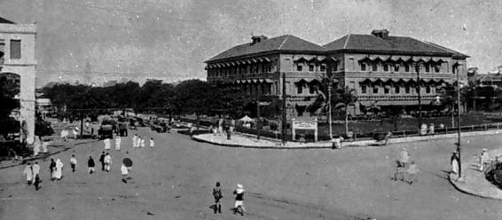 The Burma Railway Company Building, c. 1925