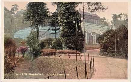 The Winter Gardens Pavilion, c. 1900