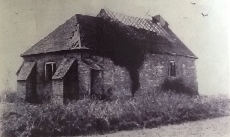 Lidsing Chapel from the northeast (c.1880)