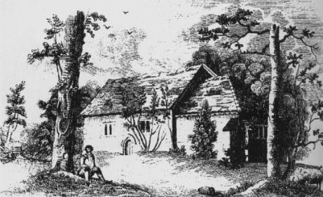 St Mary Magdalene Chapel, Lidsing (1776)